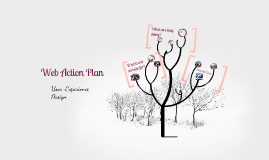 Web Action Plan - User-Experience Design