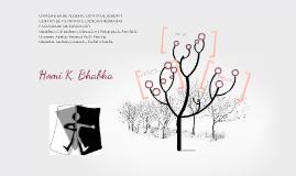Copy of Homi K. Bhabha - O Local da Cultura