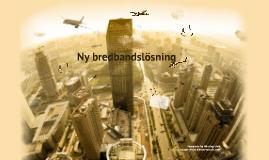 Nytt bredband
