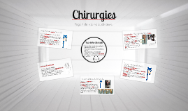 (F) 1e cours-Chirurgies