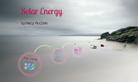 Energy resource