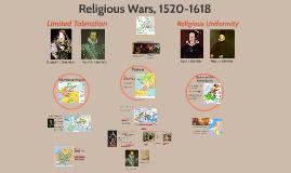 HIST 232 Religious Wars