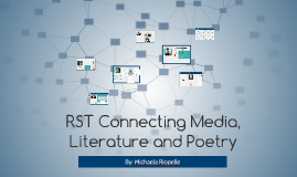 RST Connecting Literature, Poetry and Media