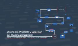 Diseño del Producto y Seleccion del Proceso de Servicios