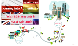 IEWarsaw2017: Journey into Authenticity  LGBT+ Poles in West Midlands