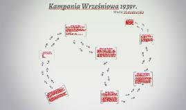 Kampania wrześniowa 1939r.