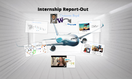 Internship Report-Out