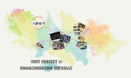 Unit Project 1: Communicating Visually