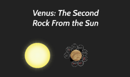 Venus: The Second Rock From the Sun