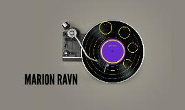 MARION RAVN