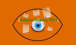 Belgien - Dagbog 2012