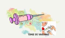 Copy of Tipos de vacunas