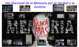 Día Nacional de la Memoria por la Verdad y la Justicia