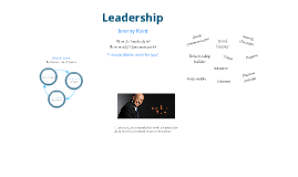 Copy of Leadership by Jeremy Kent