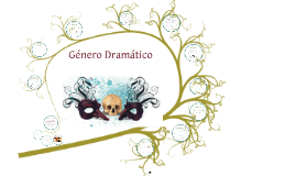Copy of Género dramático
