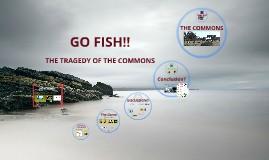 Go Fish! - A game for sustainability