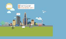 Copy of Copy of Free vector city Prezi Template