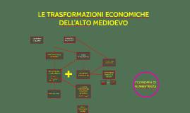 Economia dell'Alto Medioevo