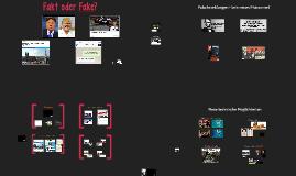 Copy of Fakt oder Fake: Was ist wirklich wirklich?