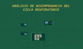 ANÁLISIS DE BIOIMPEDANCIA
