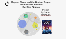 Copy of Magnus Chase and the Gods of Asgard