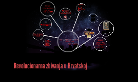 Revolucionarna zbivanja u Hrvatskoj