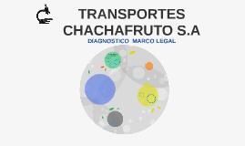 TRANSPORTES CHACHAFRUTO S.A