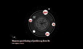 Månens påvirkning af jorden og dens liv