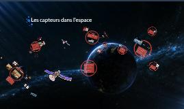 Copy of Capteurs dans l'espace