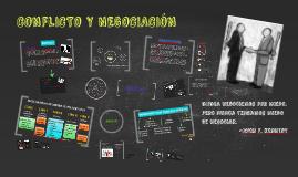Copy of CONFLICTO Y NEGOCIACIÓN