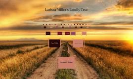 Larissa Miller's Family Tree