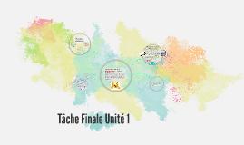 Tache finale Unite 1