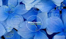 """Copy of Mondnacht, Joseph v. Eichendorff - Interpretation und Bezüge zu """"Das Parfum"""", Patrik Süskind"""