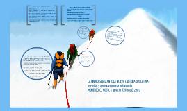 Copy of LA UNIVERSIDAD ANTE LA NUEVA CULTURA EDUCATIVA, : enseñar y aprender para la autonomía