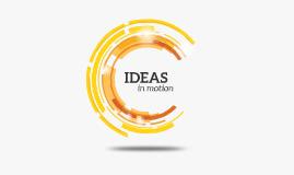 Ideas in Motion - Prezi Template