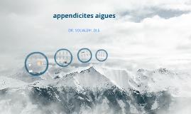 Copy of appendicite aigue