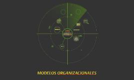 DISEÑO DE LA ORGANIZACION MODELOS