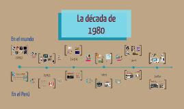 Copy of Década de 1980