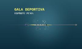 GALA DEPORTIVA