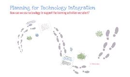 EME 4401 Planning for Technology Integration