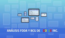 Copy of GOOGLE INC. FODA