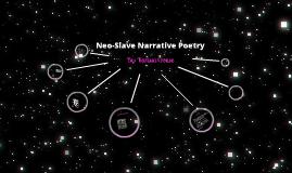 Neo-Slave Narrative Poetry