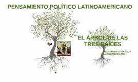 EL ÁRBOL DE LAS TRES RAÍCES