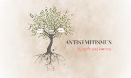 Copy of ANTISEMITISMUS