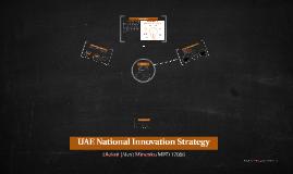 UAE National Innovation Strategy