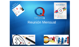 Reunion Mensual