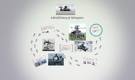 A Brief History of  Helicopters