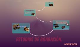 Estudio de Grabacion.