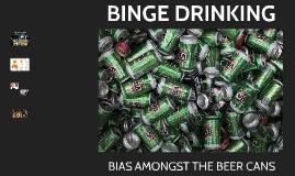 BINGE DRINKING - EXAMPLE SPEECH / MULTIMODAL DISPLAY