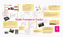 Copy of Health Promotion in Practice
